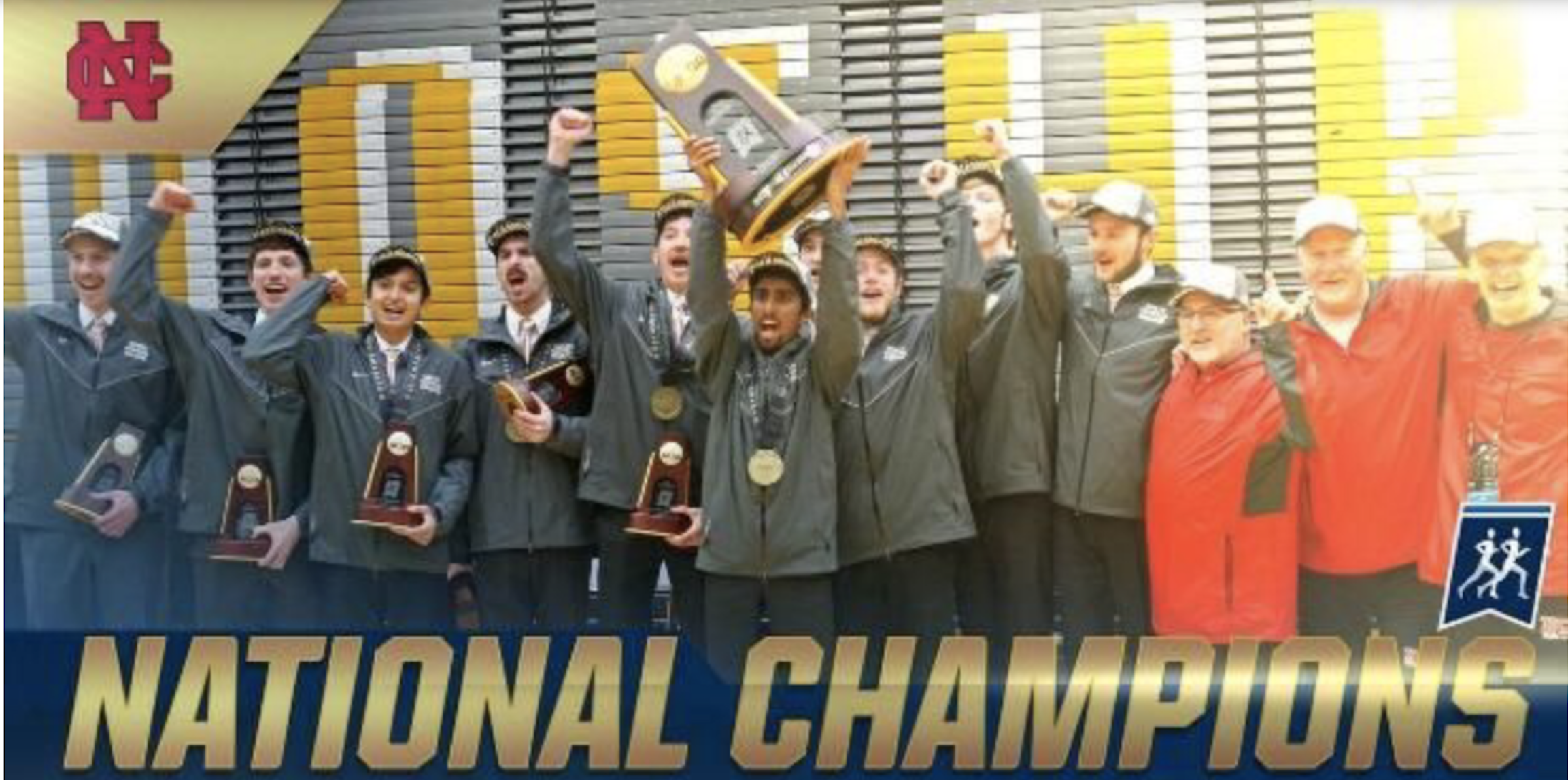 2018 National                   Champs D3
